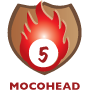 Moco Head (Bronze): Log in every day for 5 days